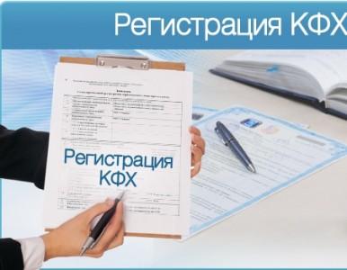 Регистрация КФХ юридического лица в Крыму